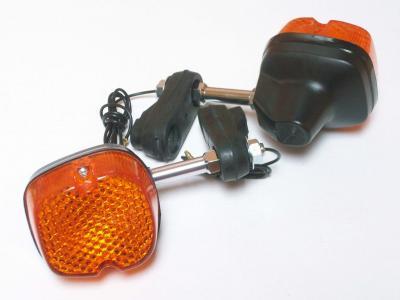 Blinker Set hinten Turn Flasher Indicator Honda XL 125 185 200 250 500 MTX 200