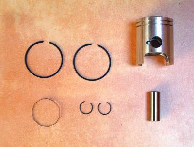 Kolben Kolbensatz Piston Kit Honda MB MT 80 S, MTX 80 C - Standardgröße - NEU