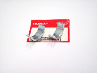 Auspuff Krümmerbefestigung Halbmond Exhaust, Pipe Collar Joint Honda CD CS 50 65