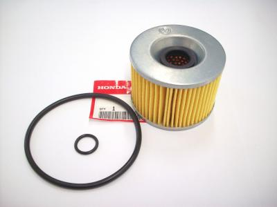 Original Ölfilter Oil Filter Element Honda CB 350 / 400 / 500 / 1000 / 1100 NEU