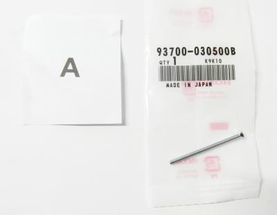 original Schraube Blinkerglas - Screw winker signal Honda CB 450 500 550 750
