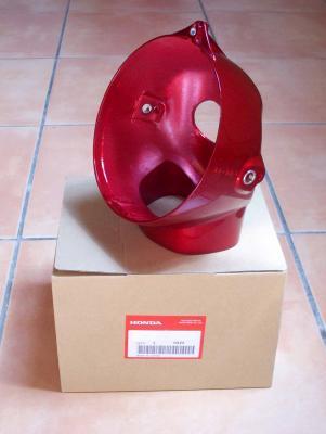 Original Scheinwerfer Lampe Gehäuse Honda Dax ST 50 70 Case Head