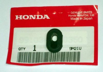 Original Gummi Tülle Führung Gaszug grommet throttle cable Honda S 65 90