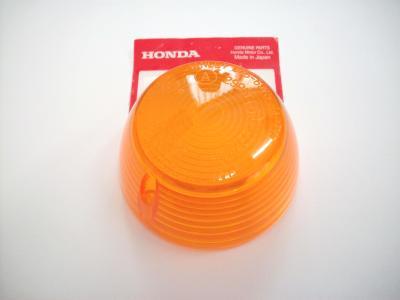 Original Stanley Blinkerglas hell Flasher Lens Glass Honda CB CY XL 50