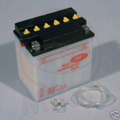 Batterie battery Kawasaki Z 250 650 900 NEU mit Säurepack