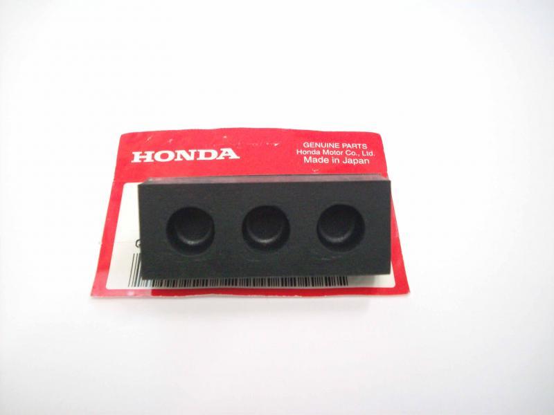 Original Gummi für Sitzbank Rubber Seat Setting Honda FT 500 ST 1300 VFR 800 NEU