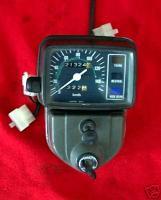 Orig. Instrumente Cockpit Zündschloß Honda CM 185 T