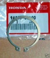 Sicherungsring Circlip Kettenrad Ritzel Hinterrad Honda CY ST 50 XL 75 80 100