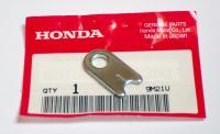 Halteplatte Einstellschraube Steuerkettenspanner Plate Tensioner Honda CRF 80