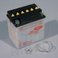 Batterie battery Suzuki GN GNX 250, GS 400 450 NEU mit Säurepack