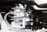 Fehling Schutzbügel Sturzbügel Motor Crash Bar Honda CX GL 500 650 C D E - NEU