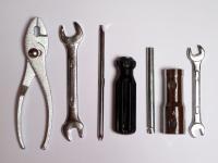 Bordwerkzeug Werkzeug Zündkerzenschlüssel Schraubenschlüssel Honda CB CY XL 50