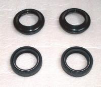 Set Gabel Simmerringe + Staubkappen Front Fork Oil Seal Honda XL 500 S, XR 500