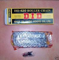 Kette offen mit Clipschloss Chain open incl. clip lock Yamaha FS 80, FS1 50 / 80