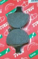 Bremsklötze Bremse brake pads Harley Davidson FLHR FLHS FLHTC FLHRCI VO NEU