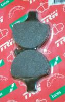 Bremsklötze Bremse brake pads Harley Davidson FLTRI FXDL FXDWG FXDX FXSTS 1450