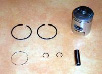 Übermaß Kolben Piston Kit +0,50 Honda Camino NEU