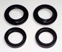 Simmerring Gabel Set Staubkappen Front Fork Oil Seal Honda CMX 450 CBR 600
