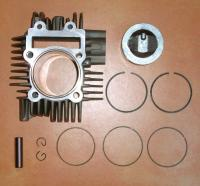 Big Bore Tuning Zylinder Cylinder Kit Kawasaki KLX 110 NEU 160 ccm