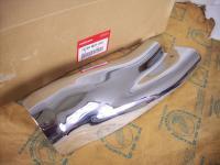 Auspuff Blende links / Cover left Exhaust Pipe Honda GL 1500 C, F6C Valkyrie