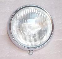 Scheinwerfer Lampe Headlight Honda Dax ST 50 G ST 70 - 6 Volt - 155mm NEU