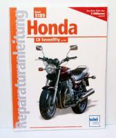 HONDA CB 750 Sevenfifty Reparaturanleitung Werkstatthandbuch Shop Manual Buch