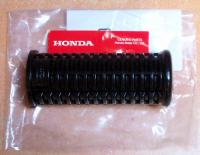 Original Fußrasten Gummi vorne front Rubber Step Honda CB 50 NEU