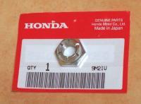 Original Mutter Schwinge Nut Self Lock 10mm Honda CB / XL 50, CY 50 / 80 NEU
