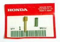 Vergaser Einstellschrauben Srew Set Carburetor Honda Dax ST 50 70 - NEU