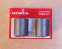 2x Schwingenlager Lager Schwinge bush swingarm pivot rubber Honda CRF 50 70 NEU