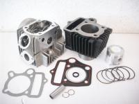 Zylinder Kit, Zylinderkopf, Zylinder, Nockenwelle, Kolben 72ccm Motor Honda Dax
