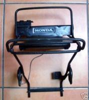 Gepäckträger vorne Scheinwerfer Lampe Halter Honda CY 50