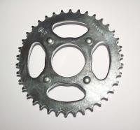 Tuning Kettenrad Ritzel 42 Zähne Sprocket rear 42 teeth Honda CB XL 50, CY 50 80