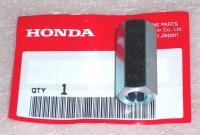 Original Mutter Auspuffhalter Auspuff nut muffler front stay Honda C 50 90 CT 70