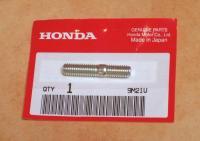 Orig Stehbolzen Zylinder Zylinderkopf Auspuff Krümmer Bolt Honda ATC 110 CB 750