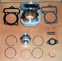 Tuning Zylinder Kolben Kit 80ccm Power Cylinder Piston Kit Honda CB CY XL 50