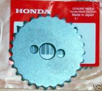 Original Stirnrad Steuerkette Sprocket Camshaft Honda CB CY XL XR 50 80 NEU